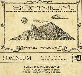 Somnium - Paisajes analógicos